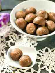 Keto Truffles | Milky Chocolate Fat Bomb Recipe