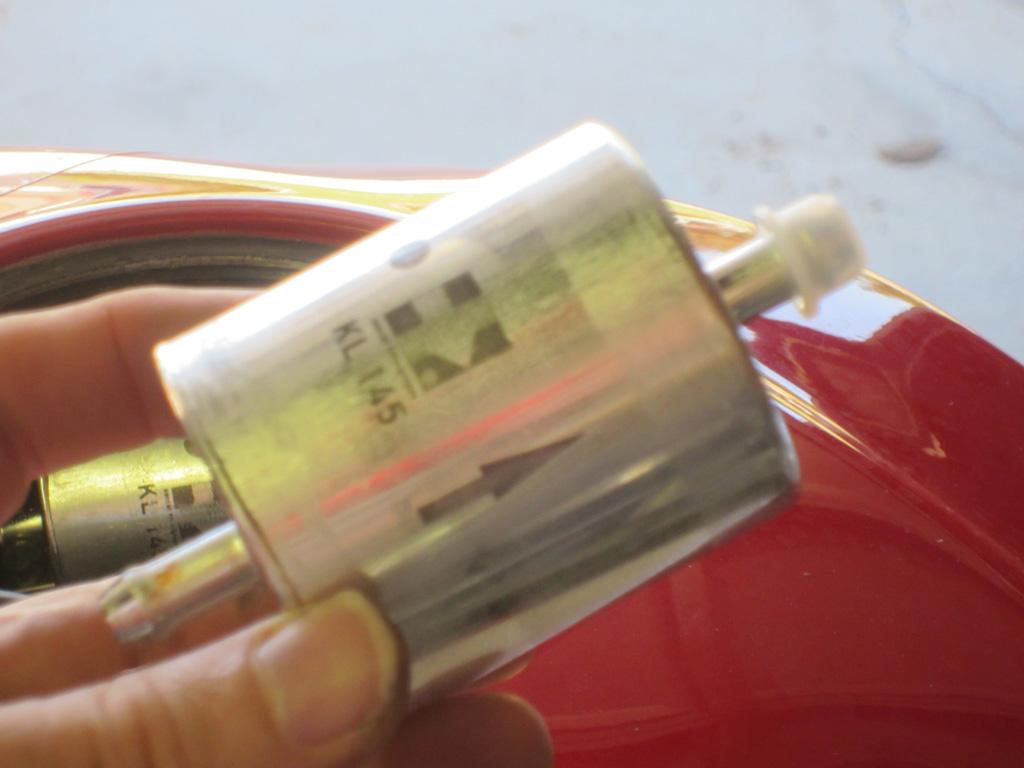 ducati monster fuel filter
