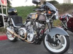 still the weirdest bike I see on a regular basis