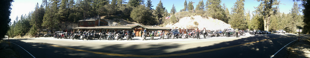 SoCal Norton Run For The Roses