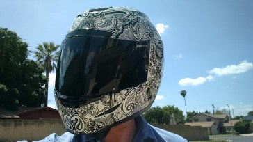 helmet icon chantilly