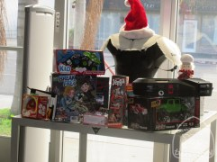 Christmas Toy Ride D-Store 2018