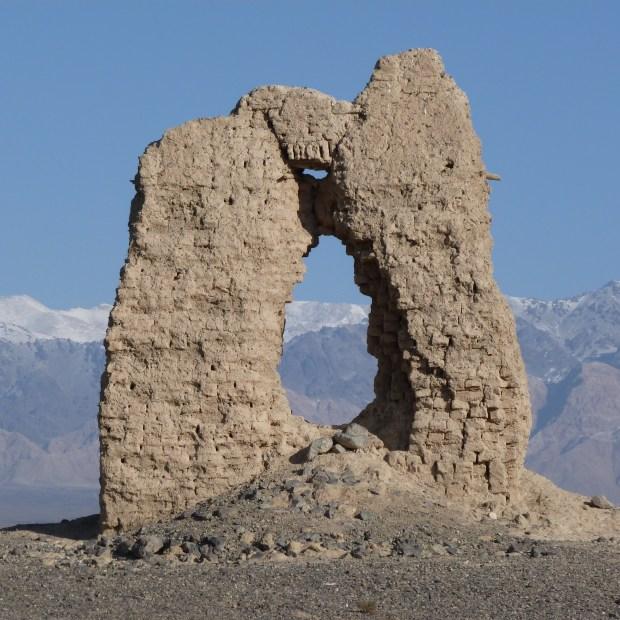 Old Watchtower at Shadunzi