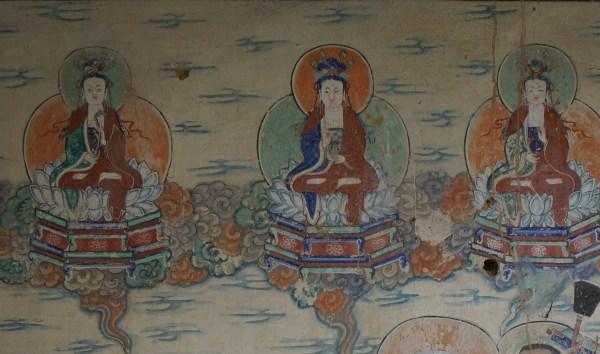 upper buddhas