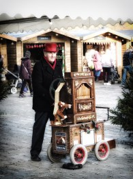 The Organ Grinder (and his monkey)