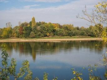 La Loire near Rochefort