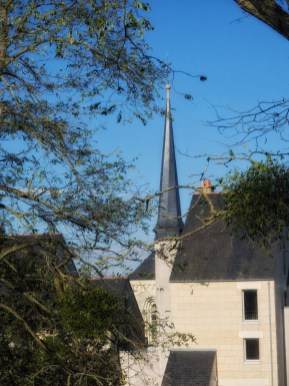 Twisted spire, not in Chesterfield