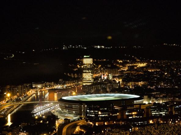 Night Time Bilbao