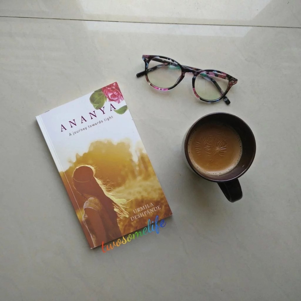 Book Review : Ananya – A journey Towards Light