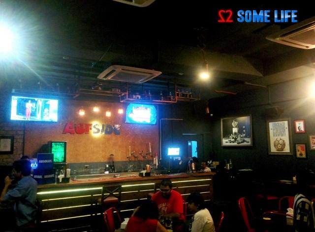Aufside Sports bar Pune