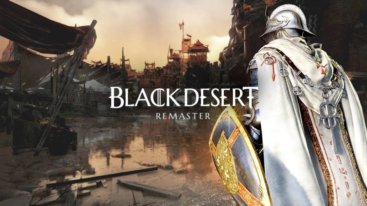 We played Black Desert, let us know if you want to see more material from this game