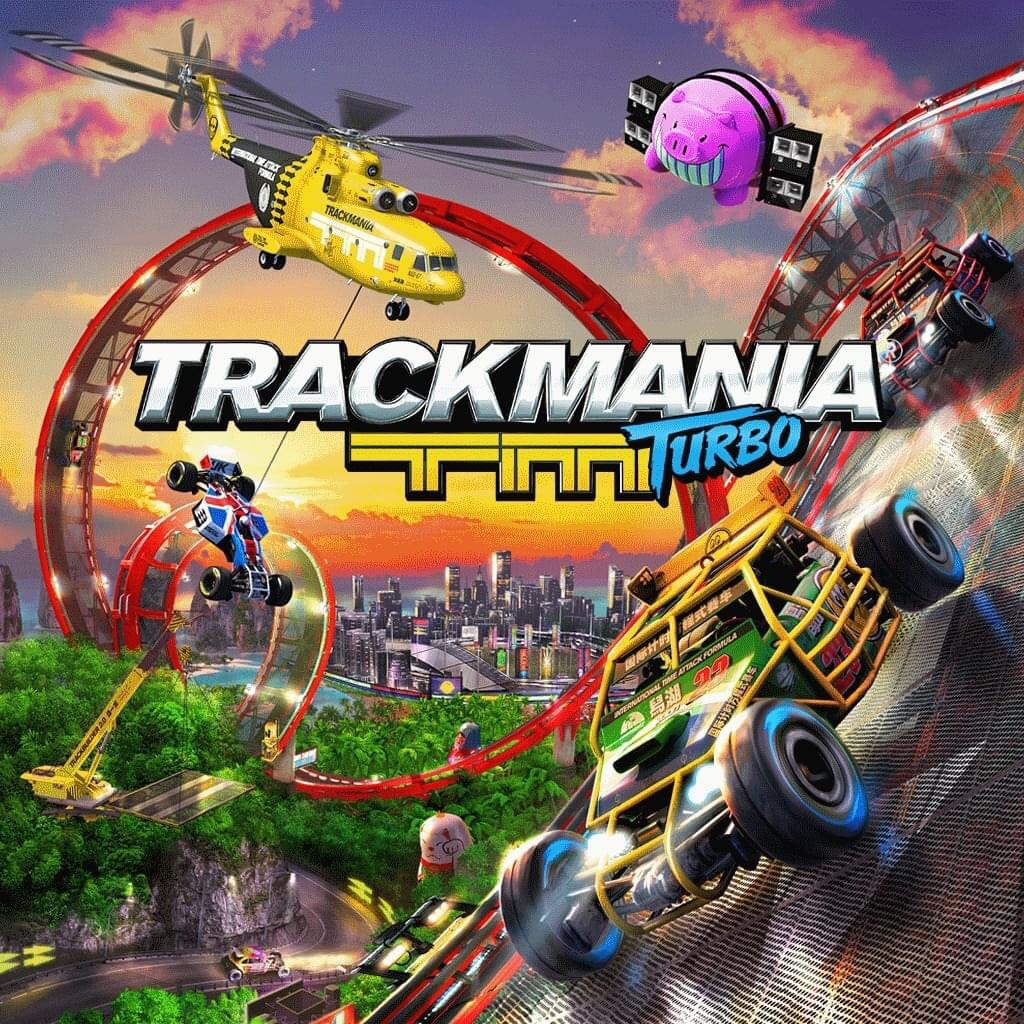 GAME PICK OF THE WEEK: (UBISOFT) – Trackmania Turbo