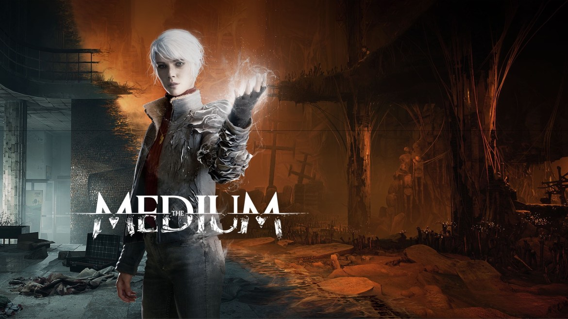 Watch now The Medium premiere stream on Twitch Game it's ready on Xbox Game Pass, we are invited to watch, we are Xbox Ambassadors and we prepare for good quality to show this moment!  Two Souls & Yin Yang