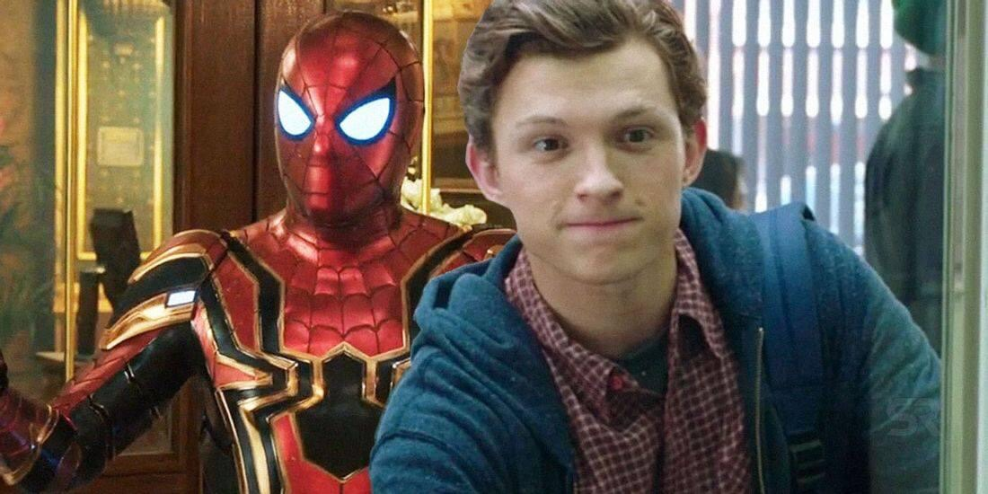 New Spider-Man 3 Set Photos Teases The Return Of The Iron Spider Suit