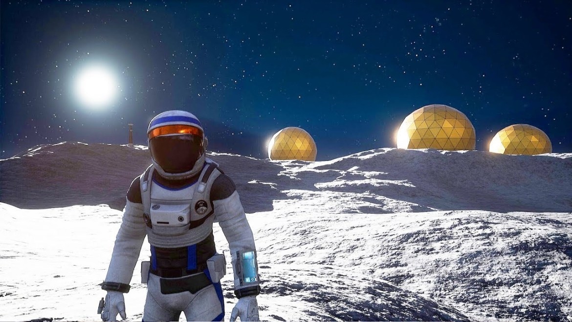 Deliver Us The Moon – Video game walkthrough, We are delighted with the game!