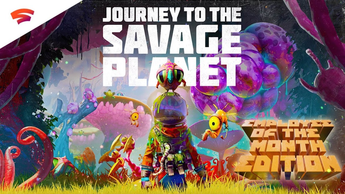 Savage Planet: Employee of the Month Edition Coming to Stadia on 01.02.2020 and will be available to play for free with Stadia Pro