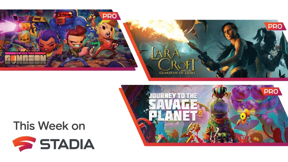 February's Stadia Pro games are here so be sure to claim them for your collection if you haven't already. Plus, Epistory hits the Stadia Store today and you can play Farming Simulator for free this weekend.
