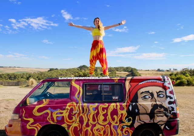 Cheech & Chong Van, Wicked Camper Review, Two Souls One Path