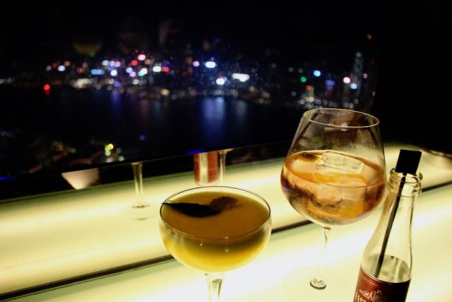 cocktails at Ozone, 13 unmissable things to do in Hong Kong, Two Souls One Path