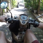 Scooters in Bali: Our first experience on two wheels