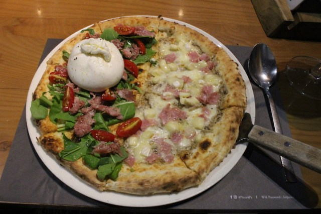 Lornas-pizza-4Ps-review-two-souls-one-path