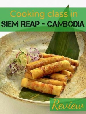 Cooking Class Cambodia Pinterest