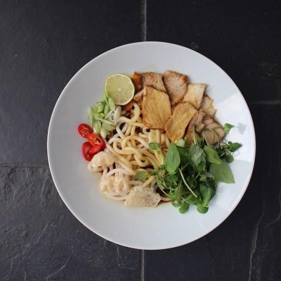 Cau Lau Noodles
