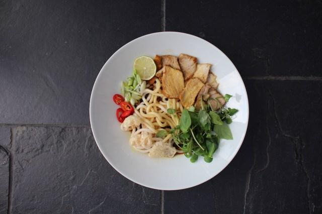 Cau Lau noodles, Two Souls One Spoon