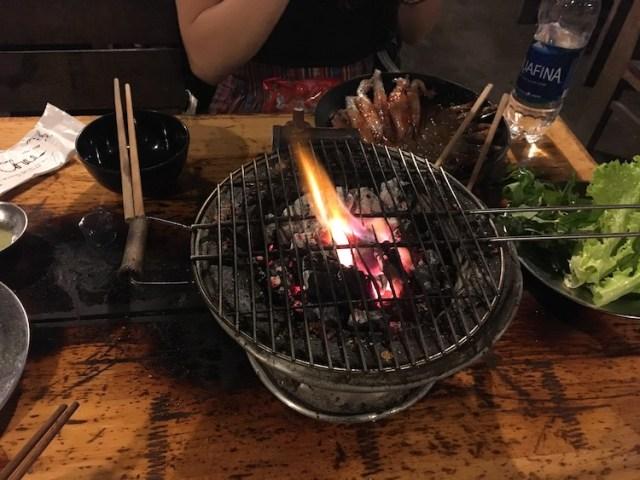 Chu BBQ Dalat Vietnam