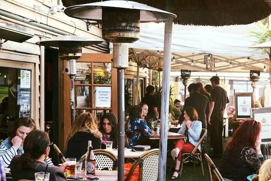 Vineyard Terrace, Best Bars in St. Kilda, Two Souls One Path