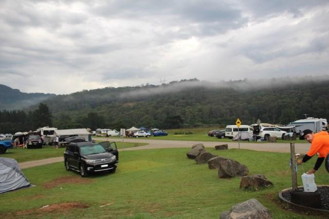 Bendeela Camping Reserve