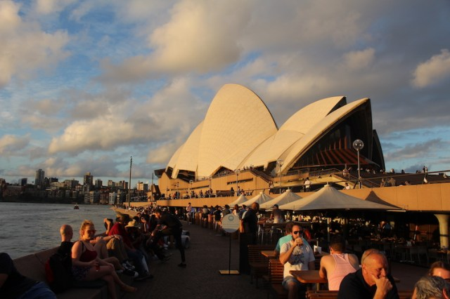 Opera bar, Best things to do in Sydney