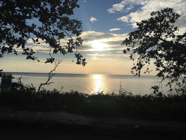 Sunset in Kep, things to do in Kampot