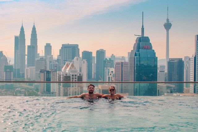 Infinity Pool, Things to do in Kuala Lumpur