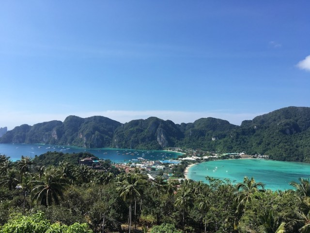 the ko phi phi viewpoint