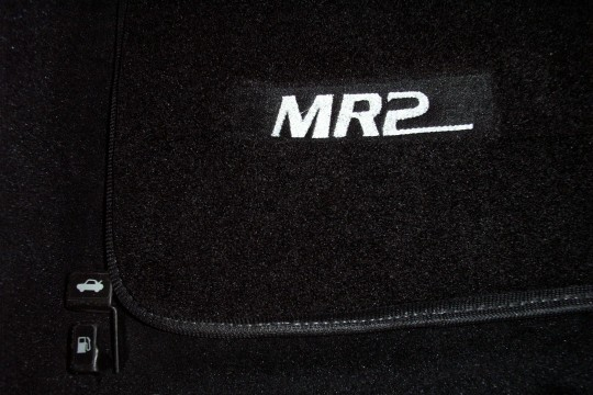 MKI MR2 Reproduction Floor Mats  Twos R Us
