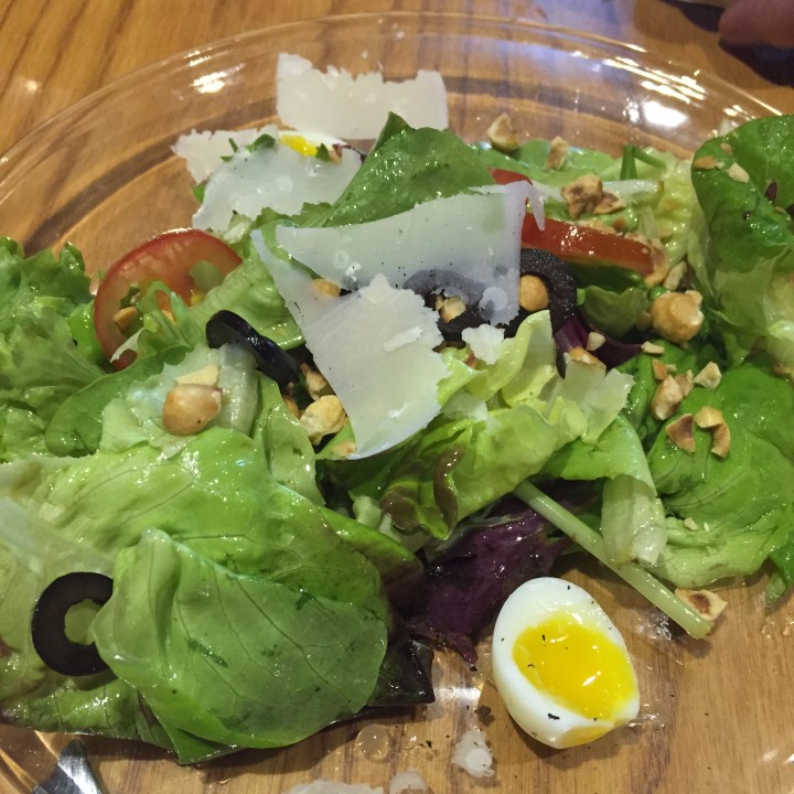 Garden Salad, saveur, saveur French restaurant