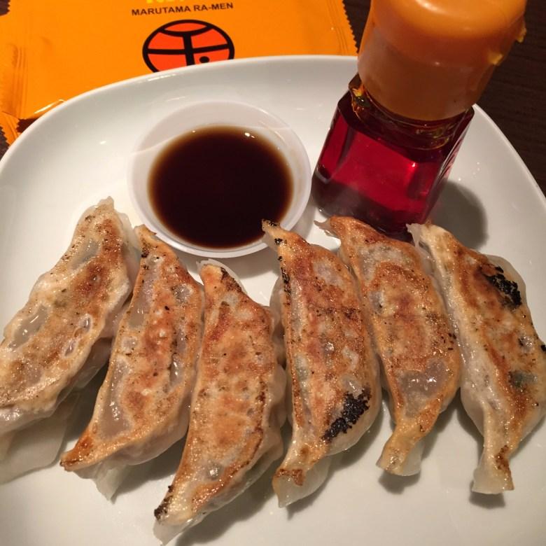 marutama gyoza, marutama, marutama liang court, marutama ramen, twostomachs