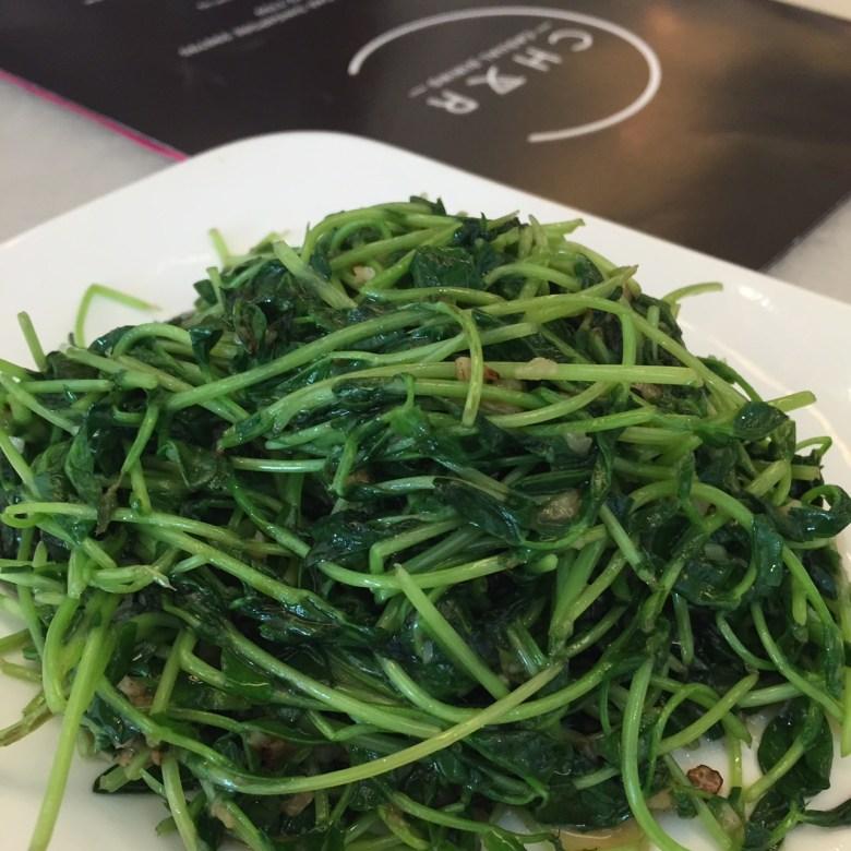Char Geylang Vegetable