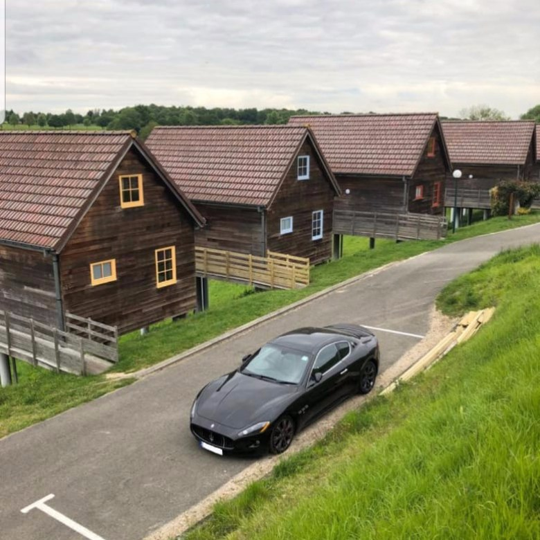 Maserati grand tour, le domaine du val, weekend drive france, weekend break normandy, weekend road trip London