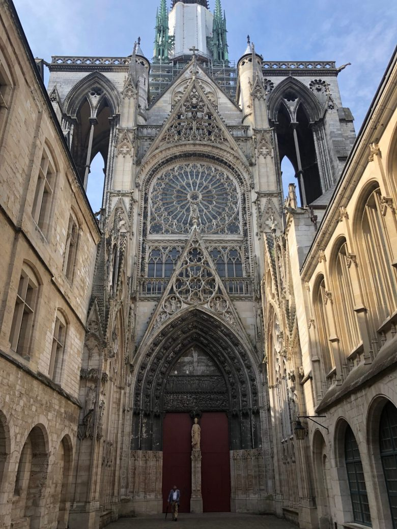 Rouen Cathedral, church, Notre dame
