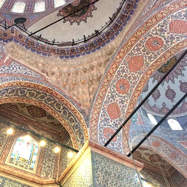 #IstanbulBlueMosqueTiles