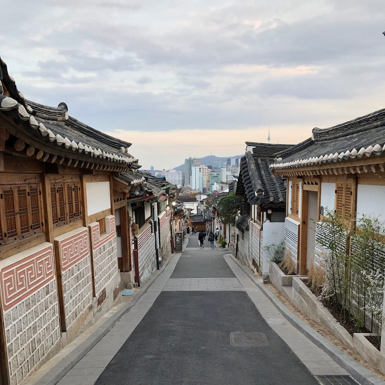 Seoul Itinerary Travel Tips Bukchon Hanok Village