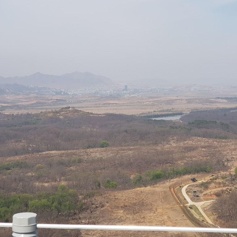 Seoul Itinerary Travel Tips DMZ Kaesong