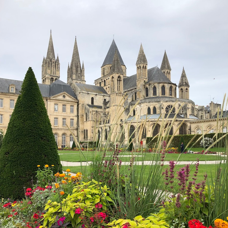 North France Driving Itinerary Travel Tips Caen Abbaye aux Hommes
