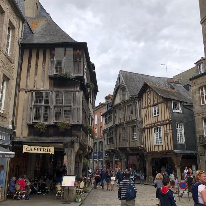 North France Driving Itinerary Travel Tip Dinan