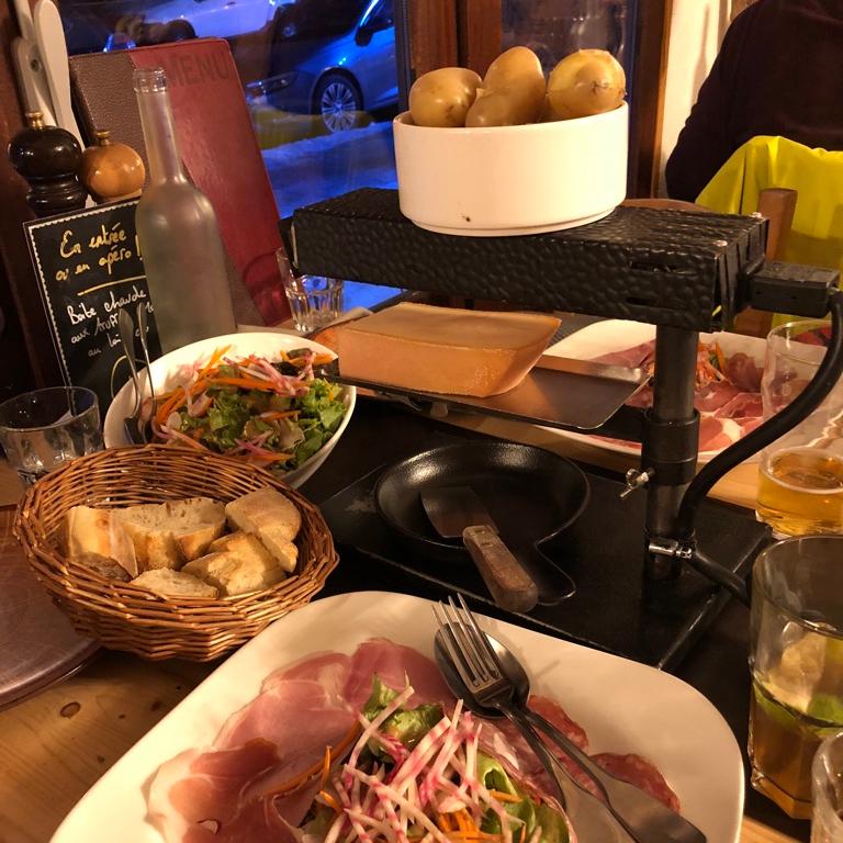 Le Cellier Les Deux Alpes Top 5 Restaurants Raclette