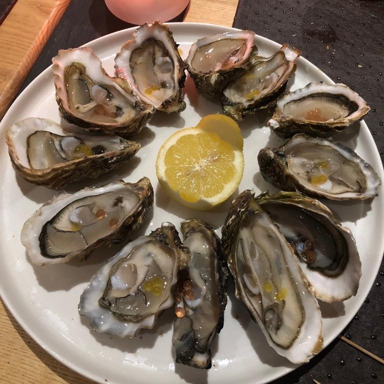 L'Alisier Les Deux Alpes Top 5 Restaurants Fresh Oyster Seafood