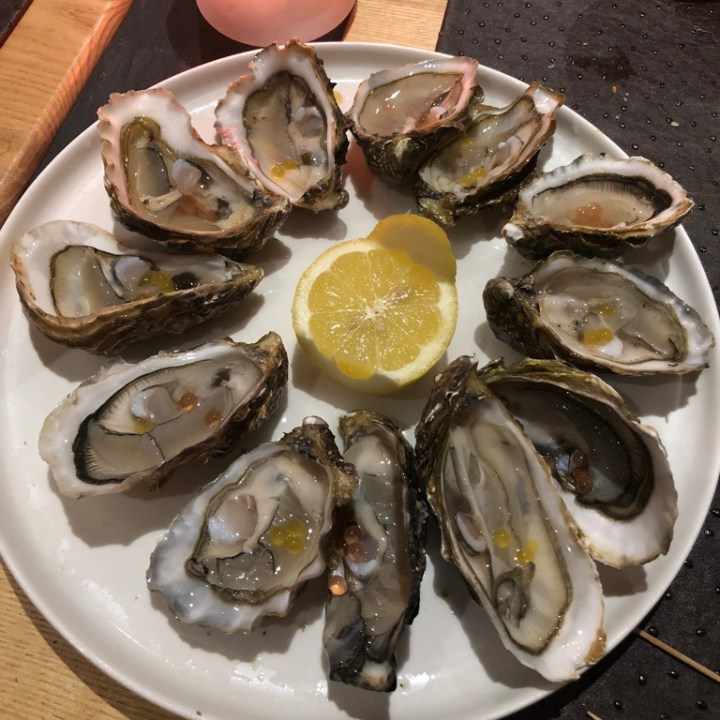 L'Alisier Les Deux Alpes Top 5 Restaurants Fresh Oyster Seafood