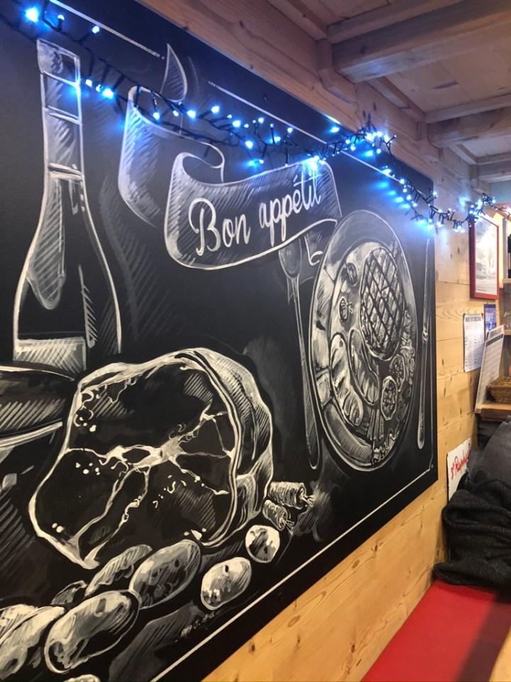 Le Rustique Les Deux Alpes Top 5 Restaurants